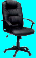 Leather office chair IP-633AGL