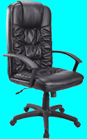 Leather office chair IP-805AGL