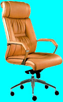 Leather office chair IP-9905A