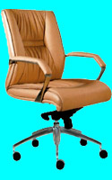 Leather office chair IP-9905B