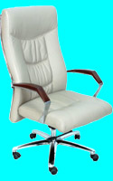 Leather office chair IP-9906B