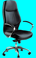 Leather office chair IP-9909