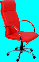 Leather office chair IP-9910A