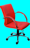 Leather office chair IP-9910B