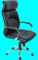 Leather office chair IP-9911