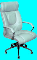 Leather office chair IP-9914