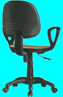 Semi-finished office chair IP-1105