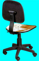 Semi-finished office chair IP-1207