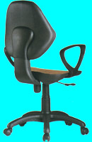 Semi-finished office chair IP-1301