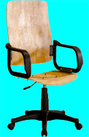 Semi-finished office chair IP-1606A