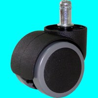 Casters for office chairs TC-105 PU
