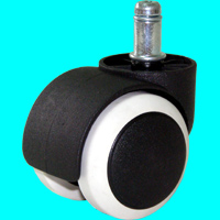 Casters for office chairs TC-106 PU