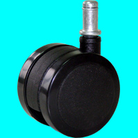 Casters for office chairs TC-107