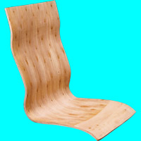 Plywood for office chairs A07