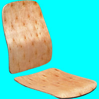 Plywood for office chairs D204B
