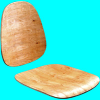 Plywood for office chairs D831